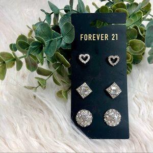 ✨ NWT Forever 21 Earrings ✨